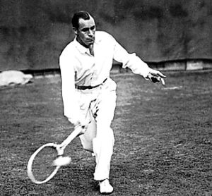 no polo shirts for bill tilden