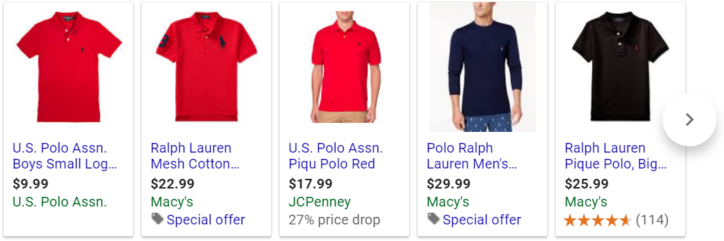 ralph lauren polo shirts men women